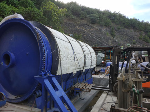 Pyrolysis Plants for Sale Archives -