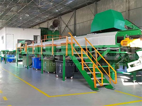 Solid Waste Disposal Plant in Uzbekistan